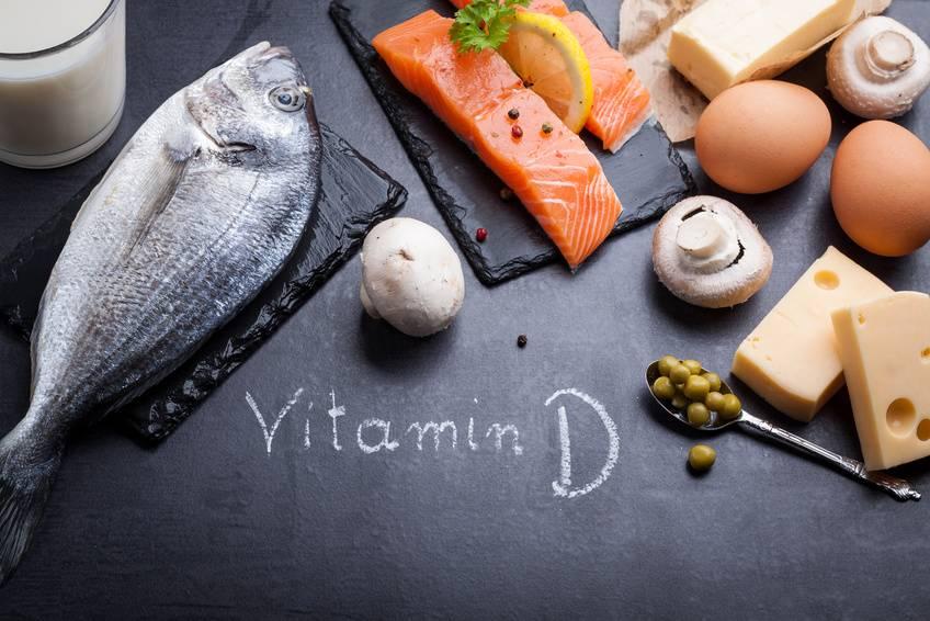 Vitamin-D-Zusätze in Lebensmitteln wirkungslos