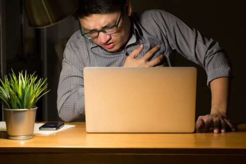 Kleine Herzinfarkte werden oft ignoriert