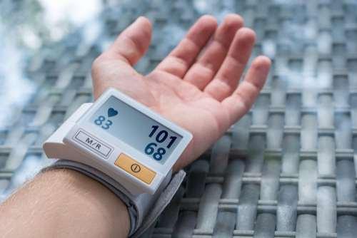 Blutdruck mithilfe von Luftfiltern senken