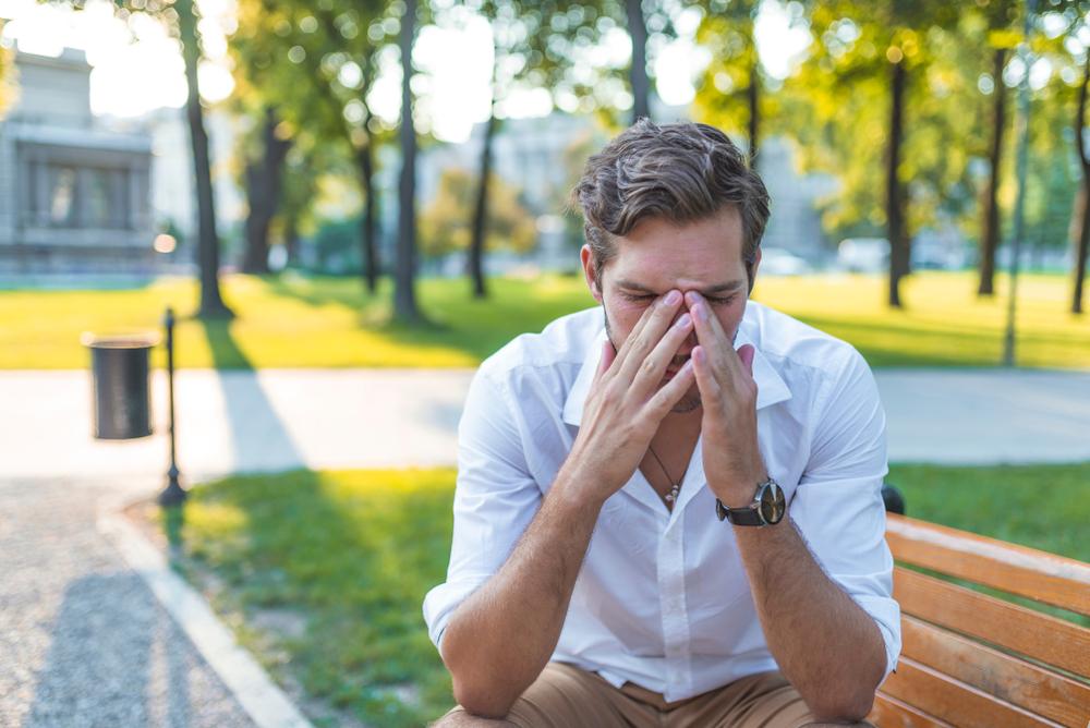 Der Schlüssel zu Heilung einer Depression … liegt in Ihrer Nase