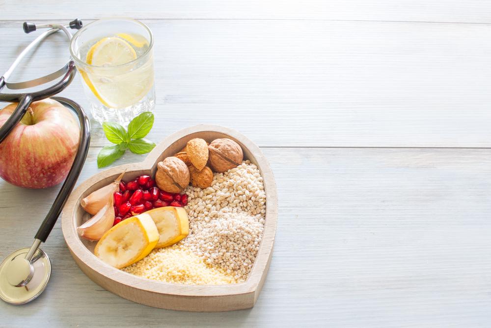 gesunde Lebensmittel gegen Cholesterin