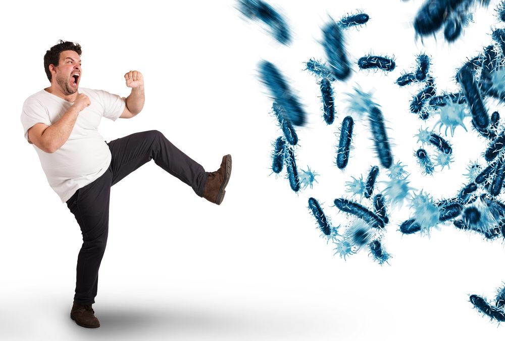 Aktivieren Sie die versteckten Superkräfte Ihres Körpers, um Infektionen zu bekämpfen