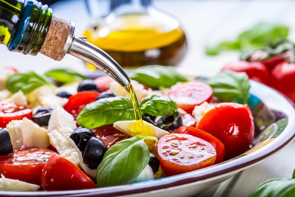 Mediterrane Ernährung senkt wissenschaftlich bewiesen Herzinfarkt- und Schlaganfallrisiko