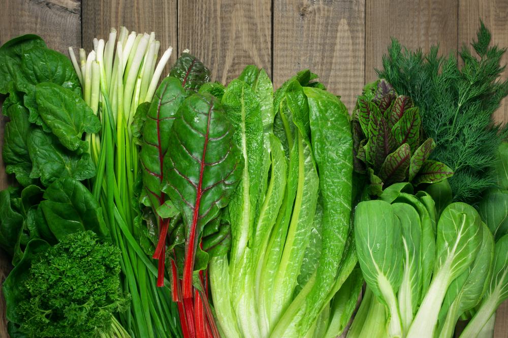 Grünes Blattgemüse senkt Demenz-Risiko