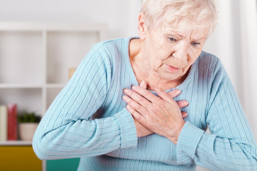 Herzinfarktrisiko erhöht sich in Zeiten der Trauer