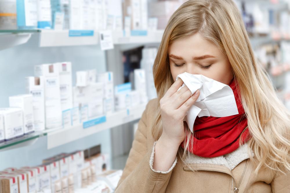 Das Schlaganfall-Risiko, das sich in Ihren Allergiemittel versteckt