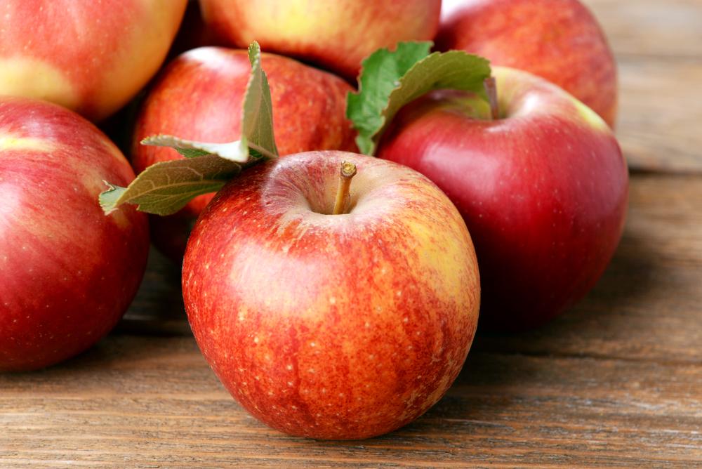 Können zwei Äpfel am Tag Ihre Cholesterinwerte senken?
