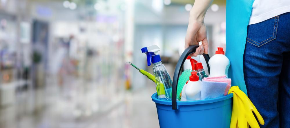 So halten Sie Super-Viren und Bakterien von Ihrem Haushalt fern