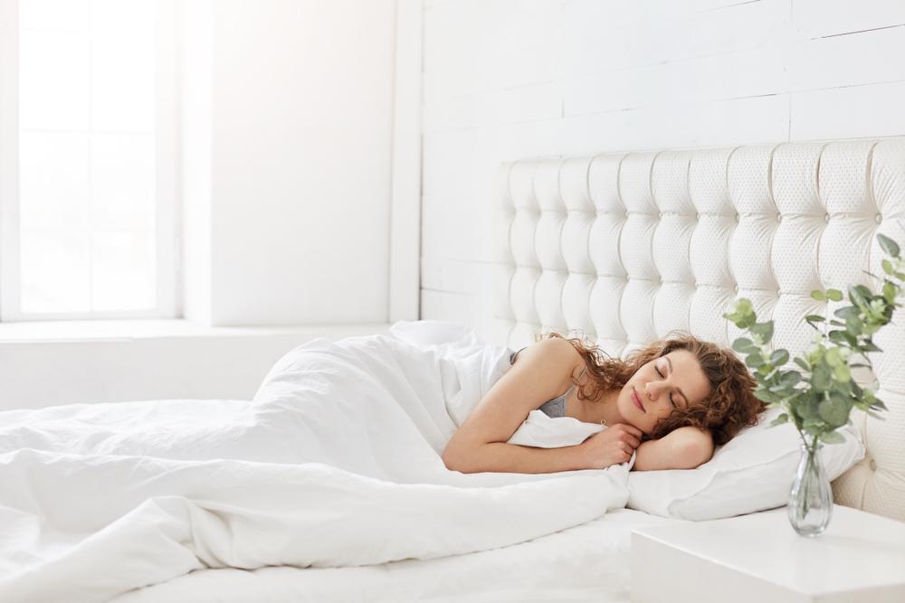 Das ist die medikamentenfreie Lösung, die Sie schlafen lässt wie ein Baby