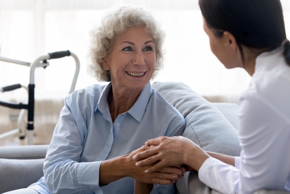 Meine Damen: Sagen Sie Osteoporose auf Wiedersehen