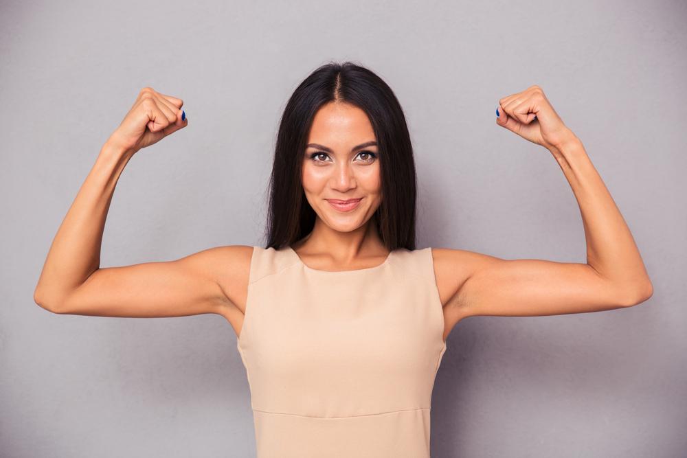 Das Geheimnis für Super-Muskeln