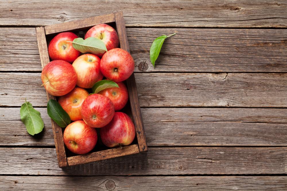 Mit einem Apfel pro Tag frei von Bluthochdruck?