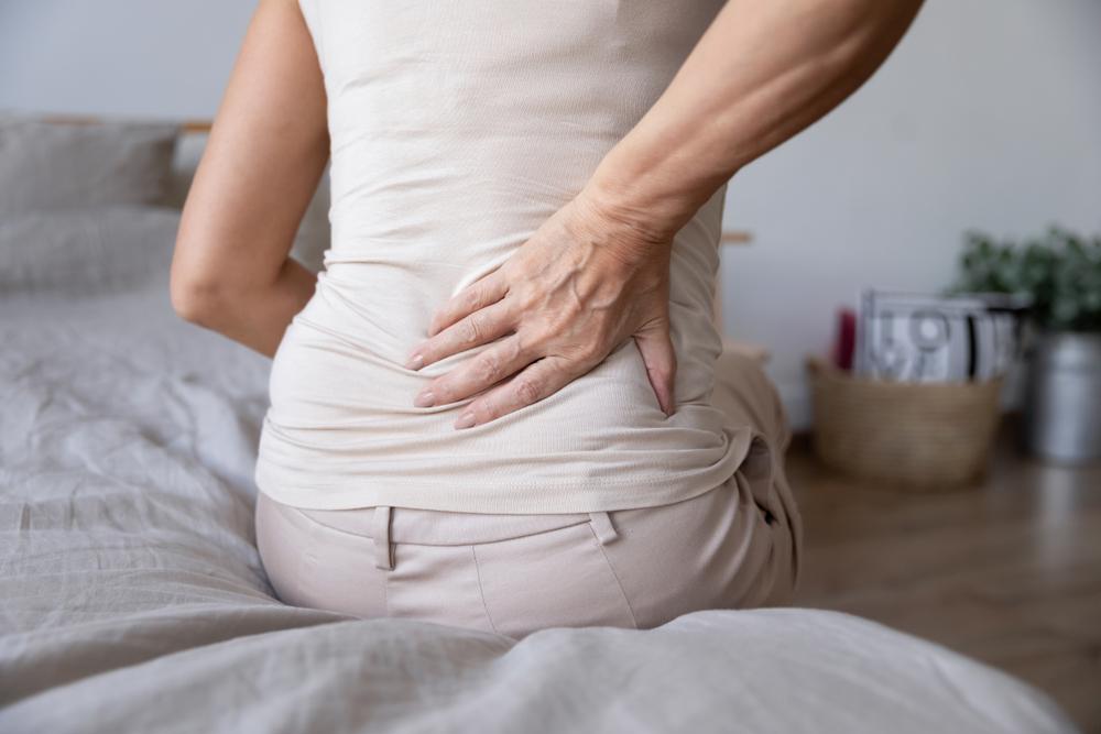 Wenn Sie unter Rückenschmerzen leiden, sollten Sie diese Bewegung jeden Tag machen