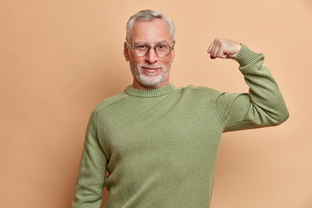 Das grüne Geheimnis für Supermuskeln